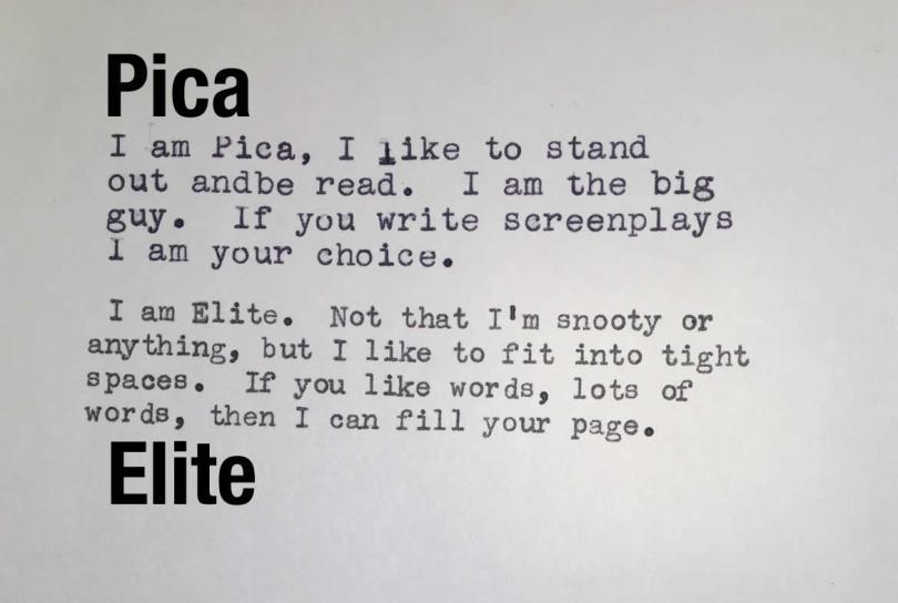 Pica & Elite