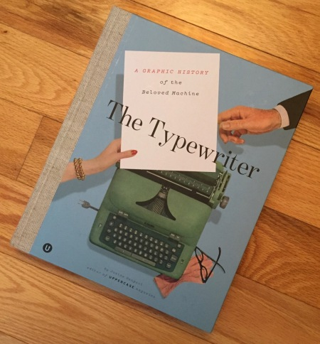 The Typewriter Cover