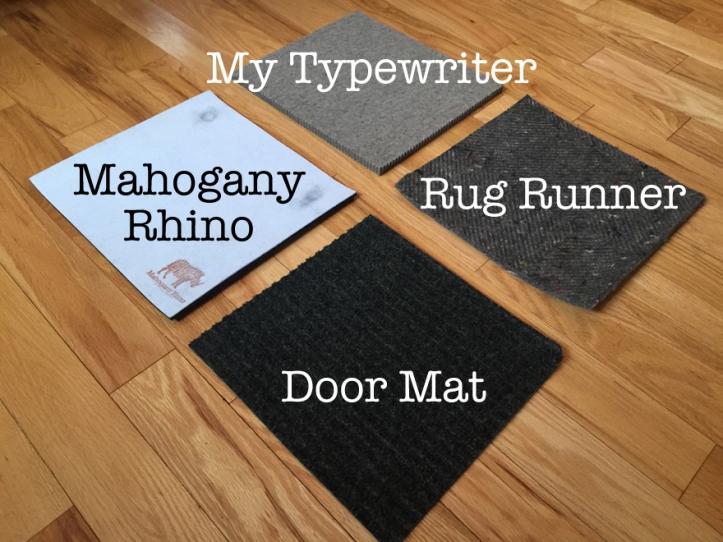 Typewriter Pads