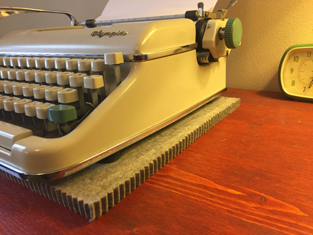 My Typewriter - Pad