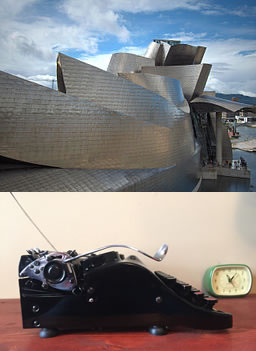 Bilbao Guggenheim (Photo by: Georges Jansoone, CC 2.5)