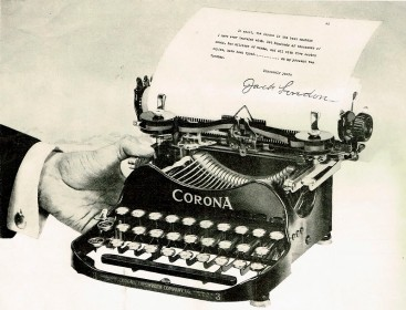 typewriter plaisanter